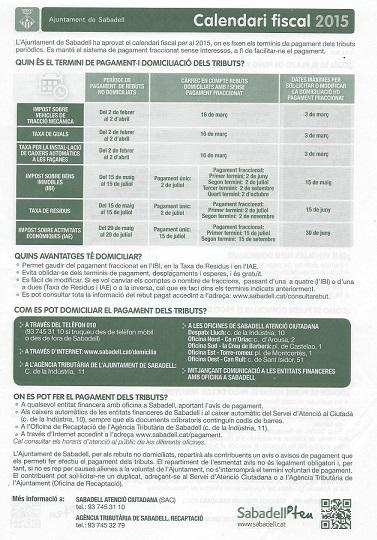 calendari fiscal 2015