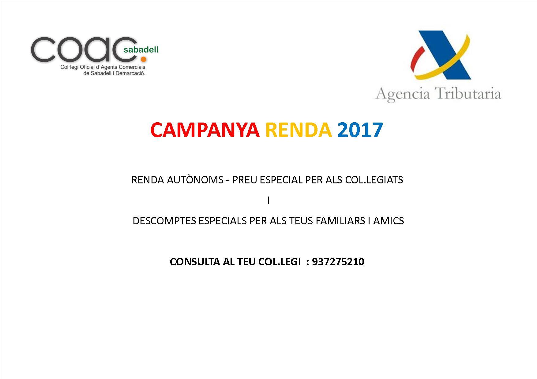 RENDA 2017
